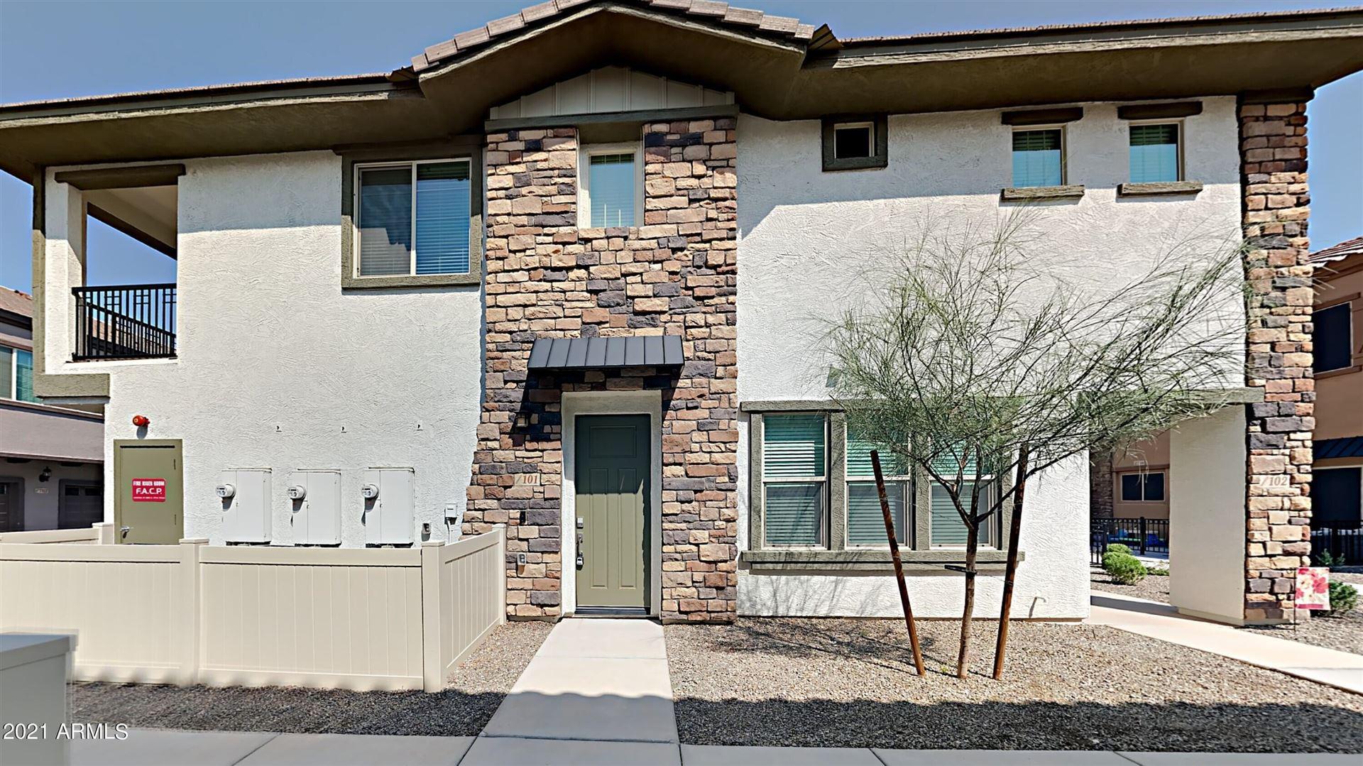 Photo of 2721 S DECATUR Drive #101, Gilbert, AZ 85295 (MLS # 6295474)
