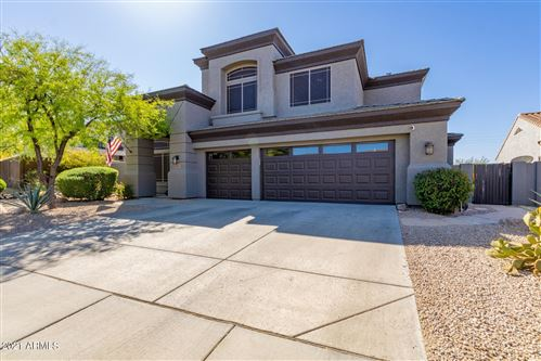Photo of 5011 E DESERT VISTA Trail, Cave Creek, AZ 85331 (MLS # 6223475)