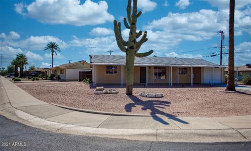 Photo of 5401 E AKRON Street, Mesa, AZ 85205 (MLS # 6279475)