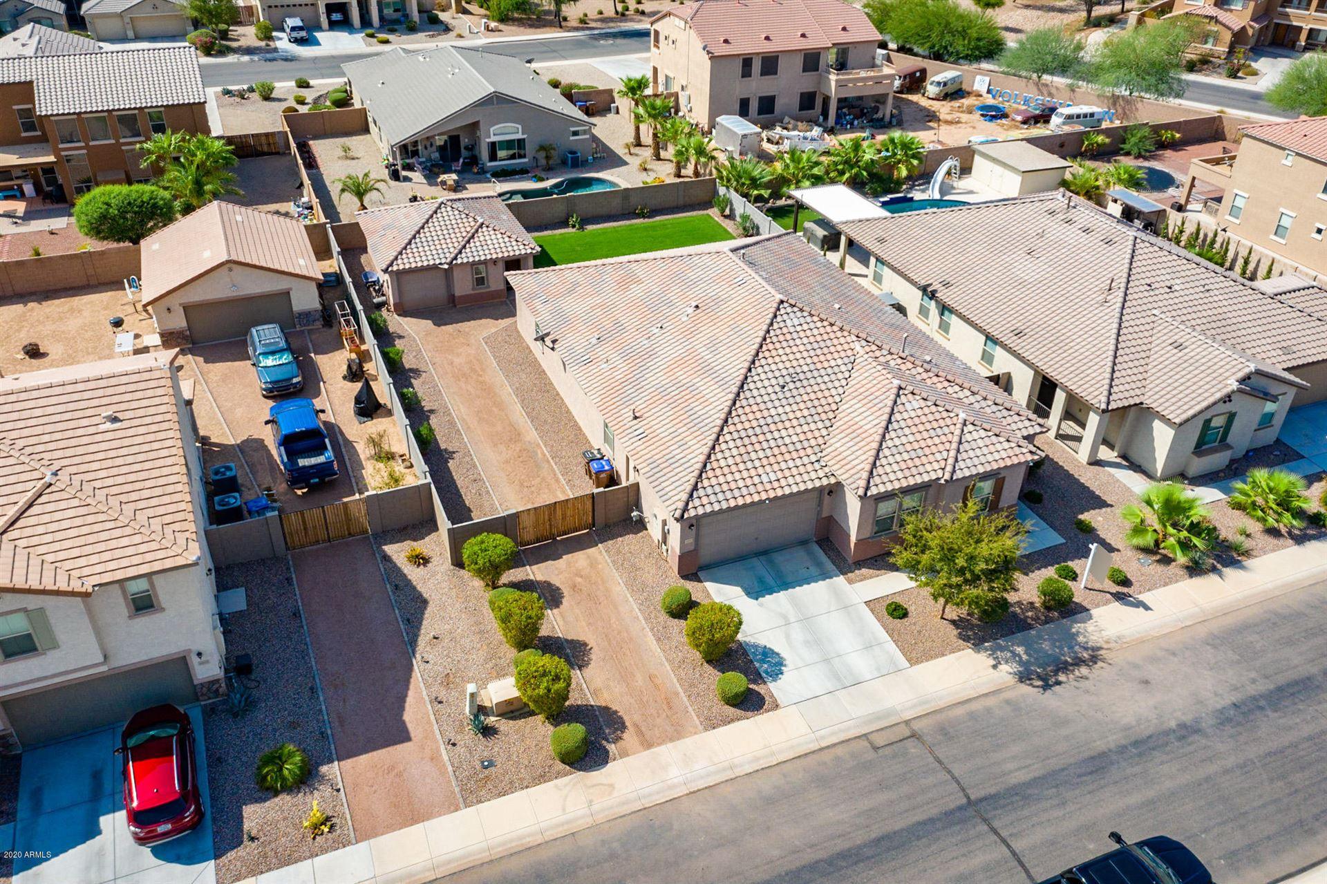 40959 W WALKER Way, Maricopa, AZ 85138 - MLS#: 6092475