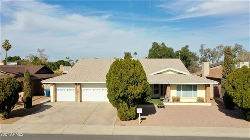 Photo of 2130 E PEBBLE BEACH Drive, Tempe, AZ 85282 (MLS # 6235476)