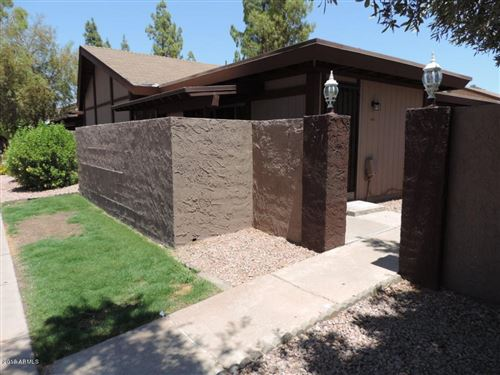 Photo of 931 S CASITAS Drive #A, Tempe, AZ 85281 (MLS # 6227477)