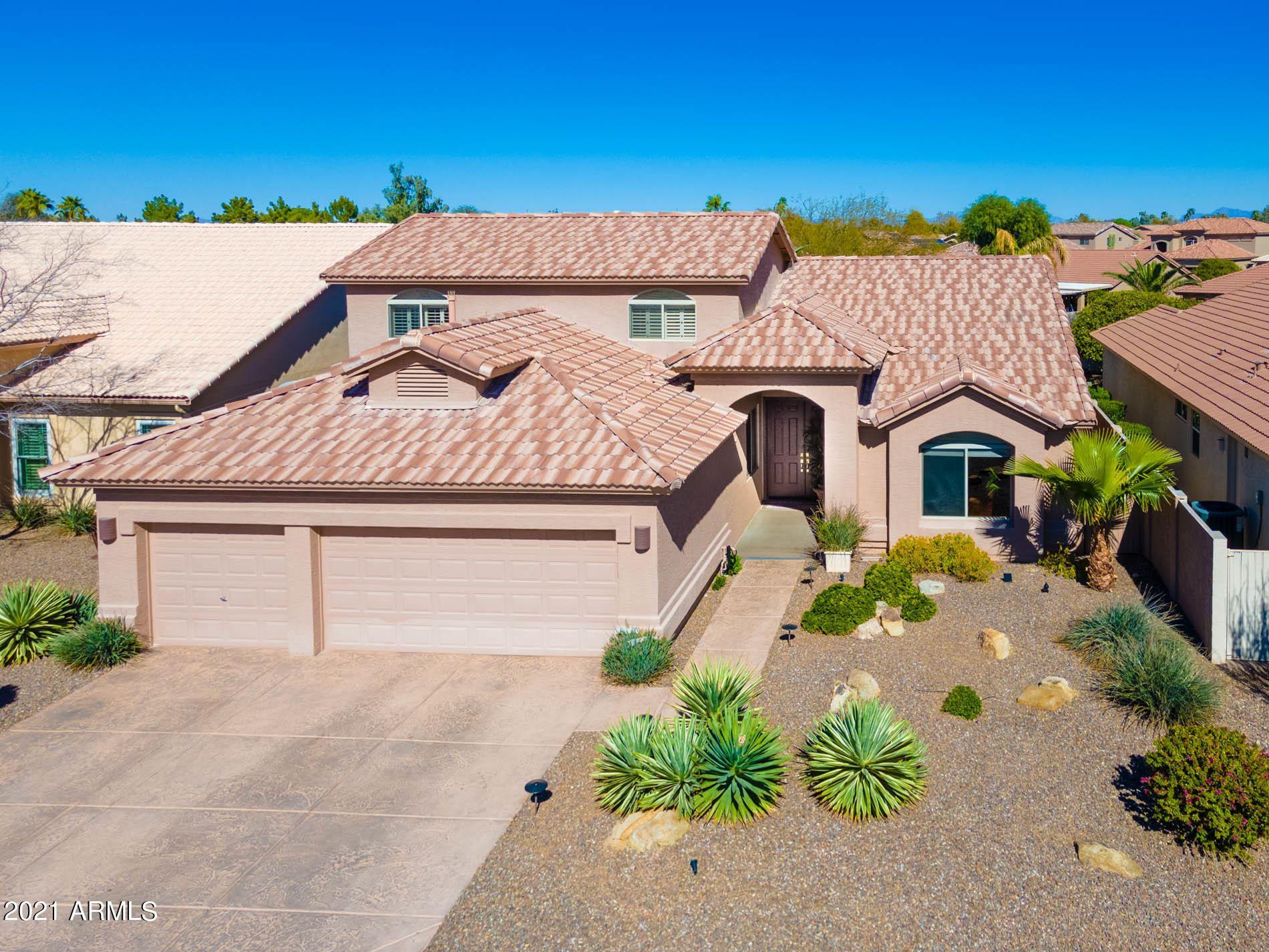 Photo of 10042 E EMERALD Drive, Sun Lakes, AZ 85248 (MLS # 6198477)