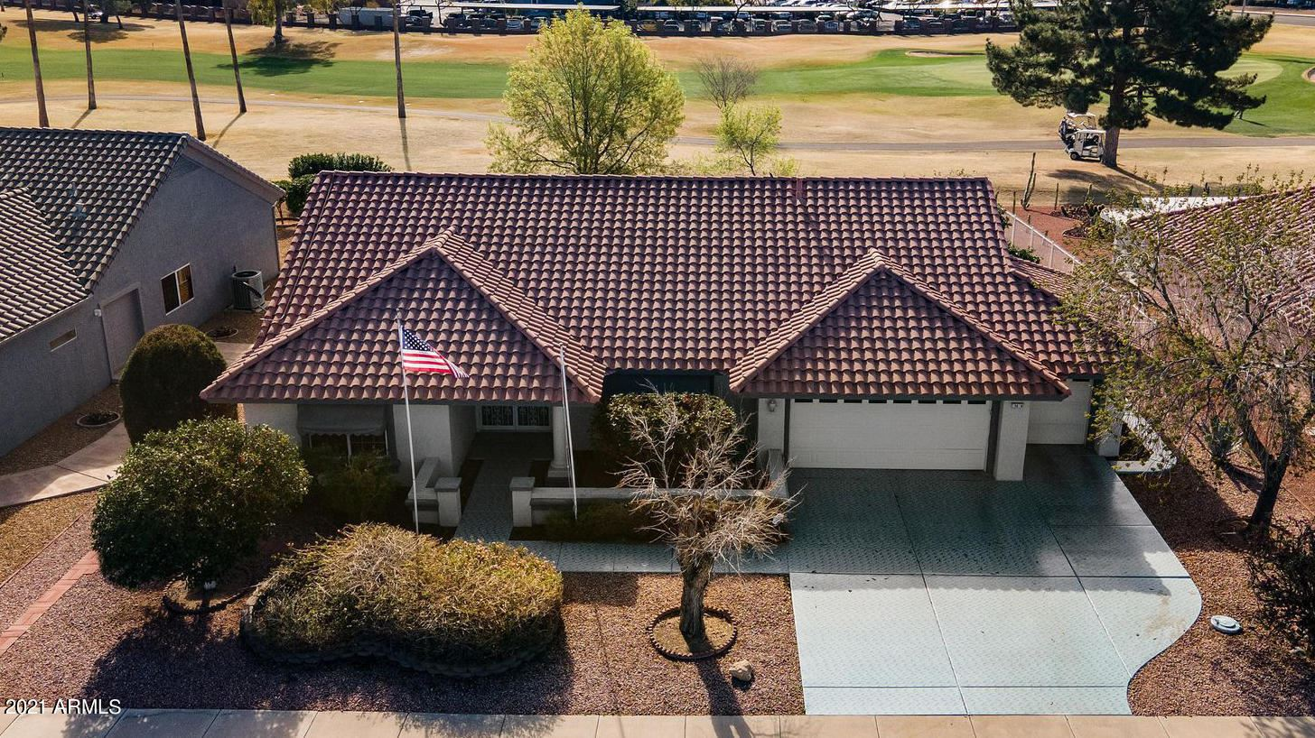 Photo of 19819 N WHITE ROCK Drive, Sun City West, AZ 85375 (MLS # 6199477)