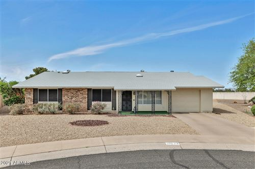 Photo of 10629 W AZTEC Drive, Sun City, AZ 85373 (MLS # 6235478)