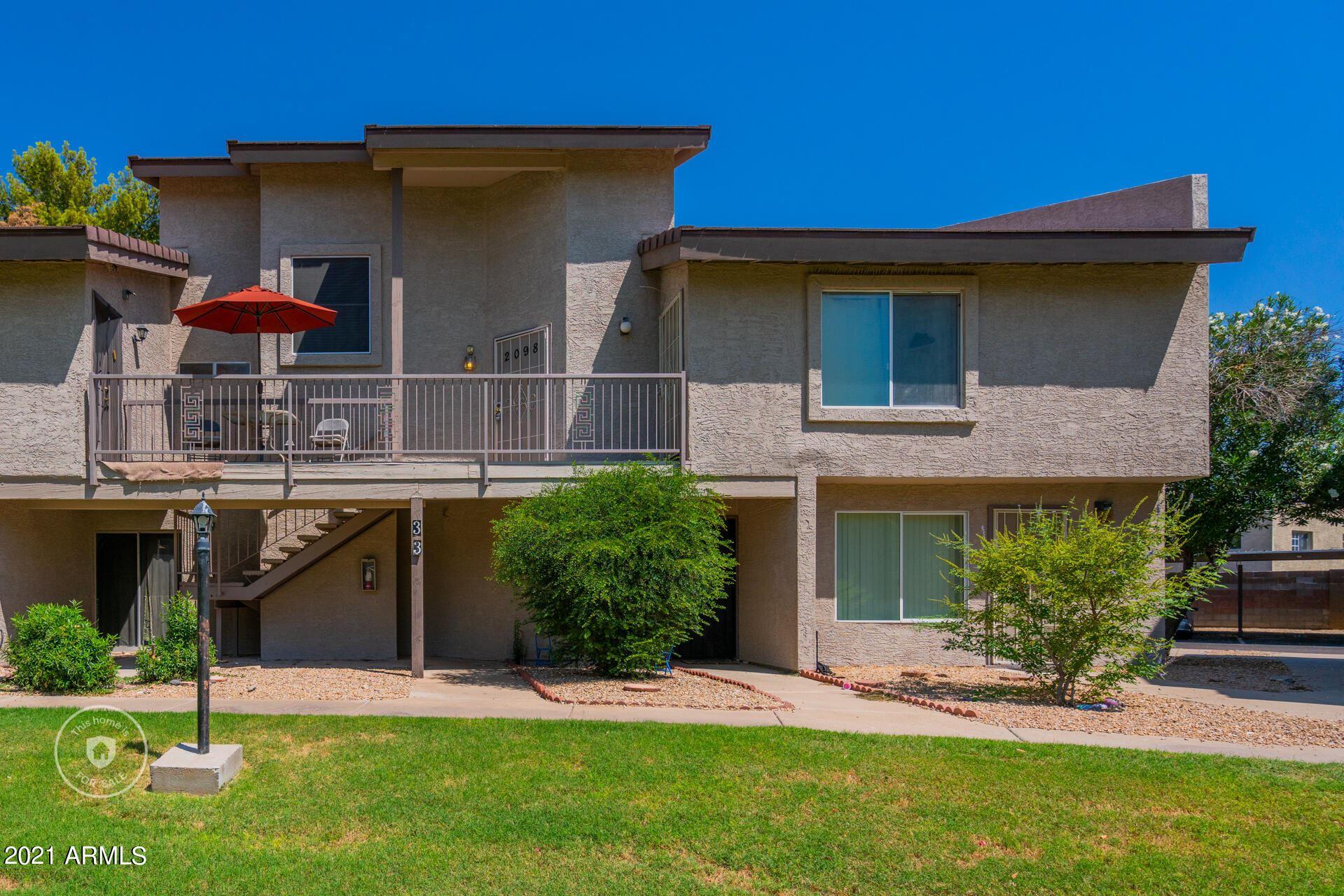 19601 N 7TH Street #2098, Phoenix, AZ 85024 - MLS#: 6294478