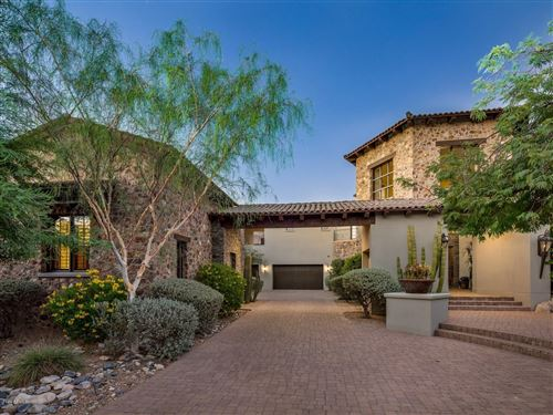 Photo of 10338 E Mountain Spring Road, Scottsdale, AZ 85255 (MLS # 6152479)