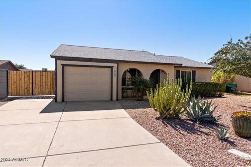 Photo of 1607 W TEMPLE Street, Chandler, AZ 85224 (MLS # 6306479)