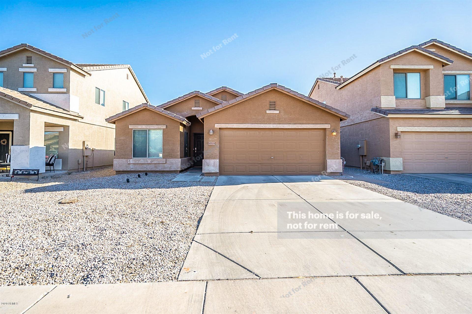 10725 E WALLFLOWER Lane, Florence, AZ 85132 - #: 6100480