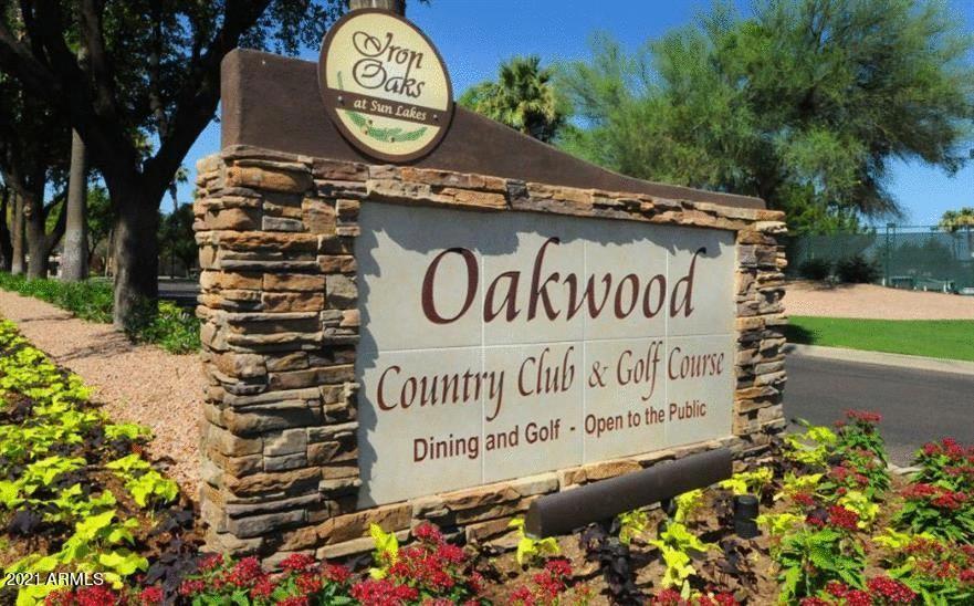 Photo of 10205 E COOPERS HAWK Drive, Sun Lakes, AZ 85248 (MLS # 6259480)