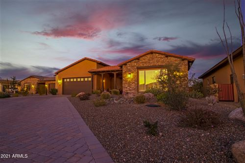 Photo of 3885 GOLD RIDGE Road, Wickenburg, AZ 85390 (MLS # 6196481)