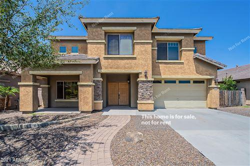 Photo of 44458 W CANYON CREEK Drive, Maricopa, AZ 85139 (MLS # 6266481)