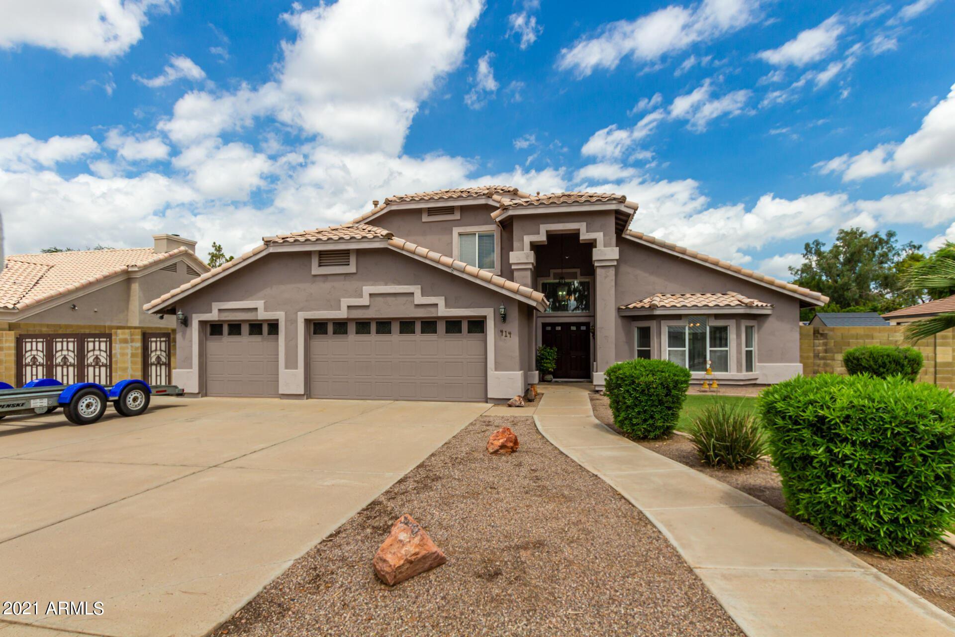 414 E CAMPBELL Avenue, Gilbert, AZ 85234 - MLS#: 6275481