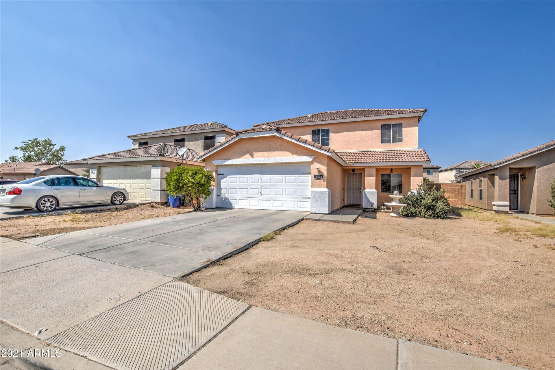 Photo of 12528 W MYER Lane, El Mirage, AZ 85335 (MLS # 6294481)