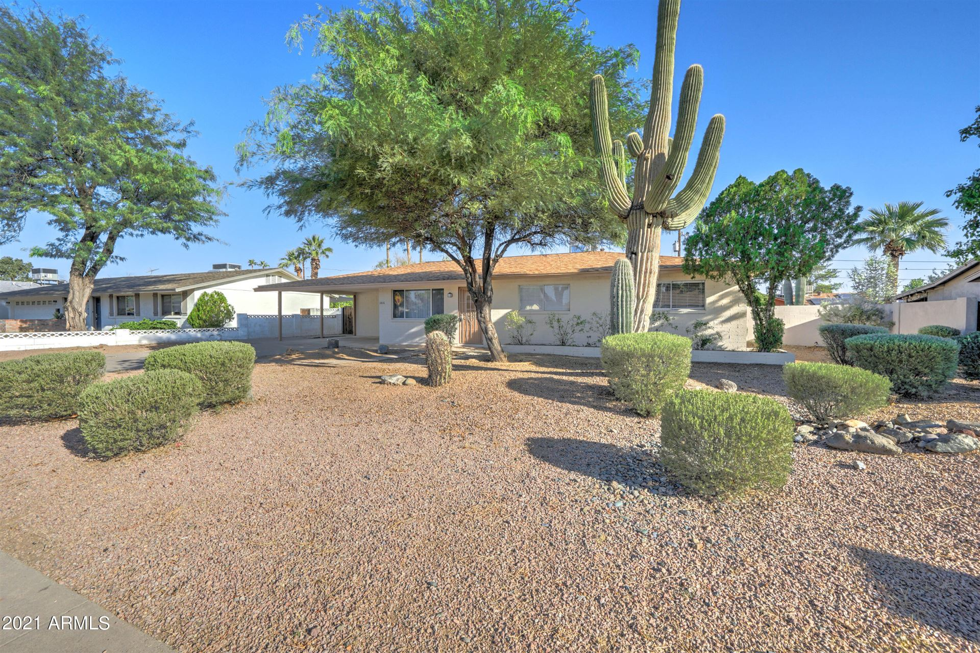 2816 E CHOLLA Street, Phoenix, AZ 85028 - MLS#: 6297481
