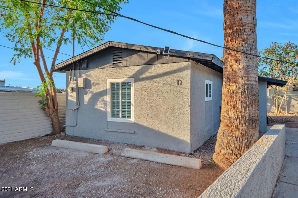 Photo of 5206 W Ocotillo Road #D, Glendale, AZ 85301 (MLS # 6307481)