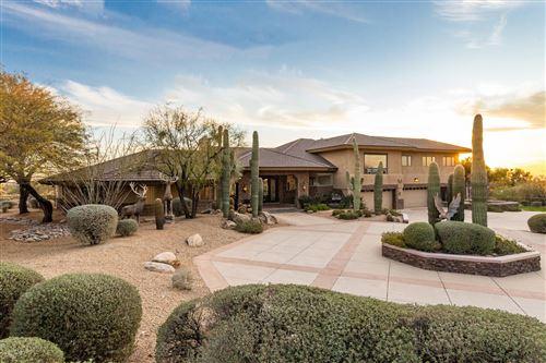 Photo of 9588 E PINNACLE PEAK Road, Scottsdale, AZ 85255 (MLS # 6165482)