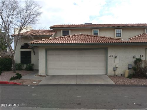 Photo of 1500 N SUNVIEW Parkway #83, Gilbert, AZ 85234 (MLS # 6182482)