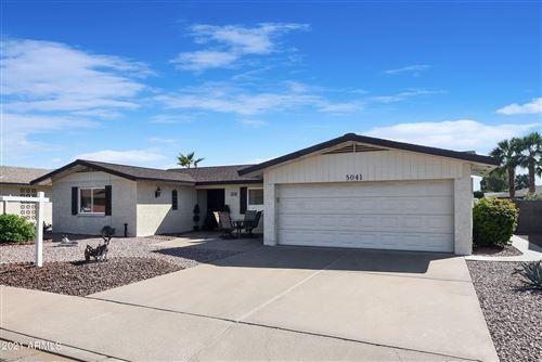 Photo of 5041 E EDGEWOOD Avenue, Mesa, AZ 85206 (MLS # 6308482)