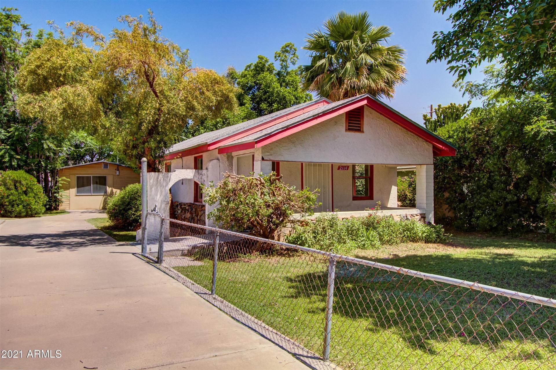 2114 W HIGHLAND Avenue, Phoenix, AZ 85015 - MLS#: 6229482