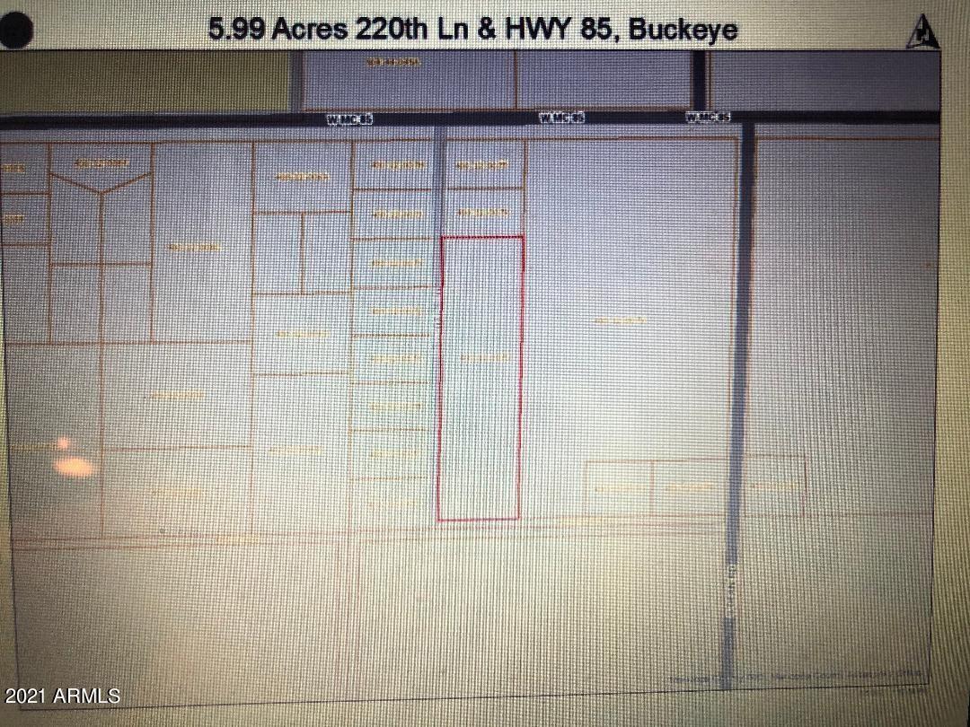 Photo of 7607 appx S 220th Lane, Buckeye, AZ 85326 (MLS # 6231482)