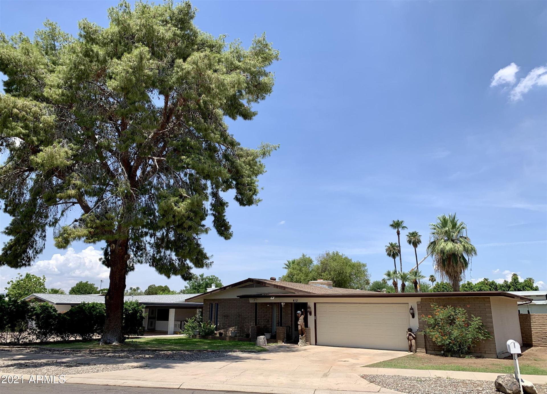 Photo of 412 E SAGEBRUSH Street, Litchfield Park, AZ 85340 (MLS # 6270482)