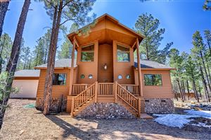 Photo of 8493 Pinewood Drive, Pinetop, AZ 85935 (MLS # 5943483)