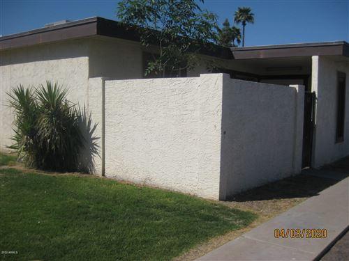 Photo of 830 S DOBSON Road #62, Mesa, AZ 85202 (MLS # 5989483)