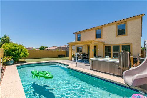 Photo of 16910 W RIMROCK Street, Surprise, AZ 85388 (MLS # 6114483)
