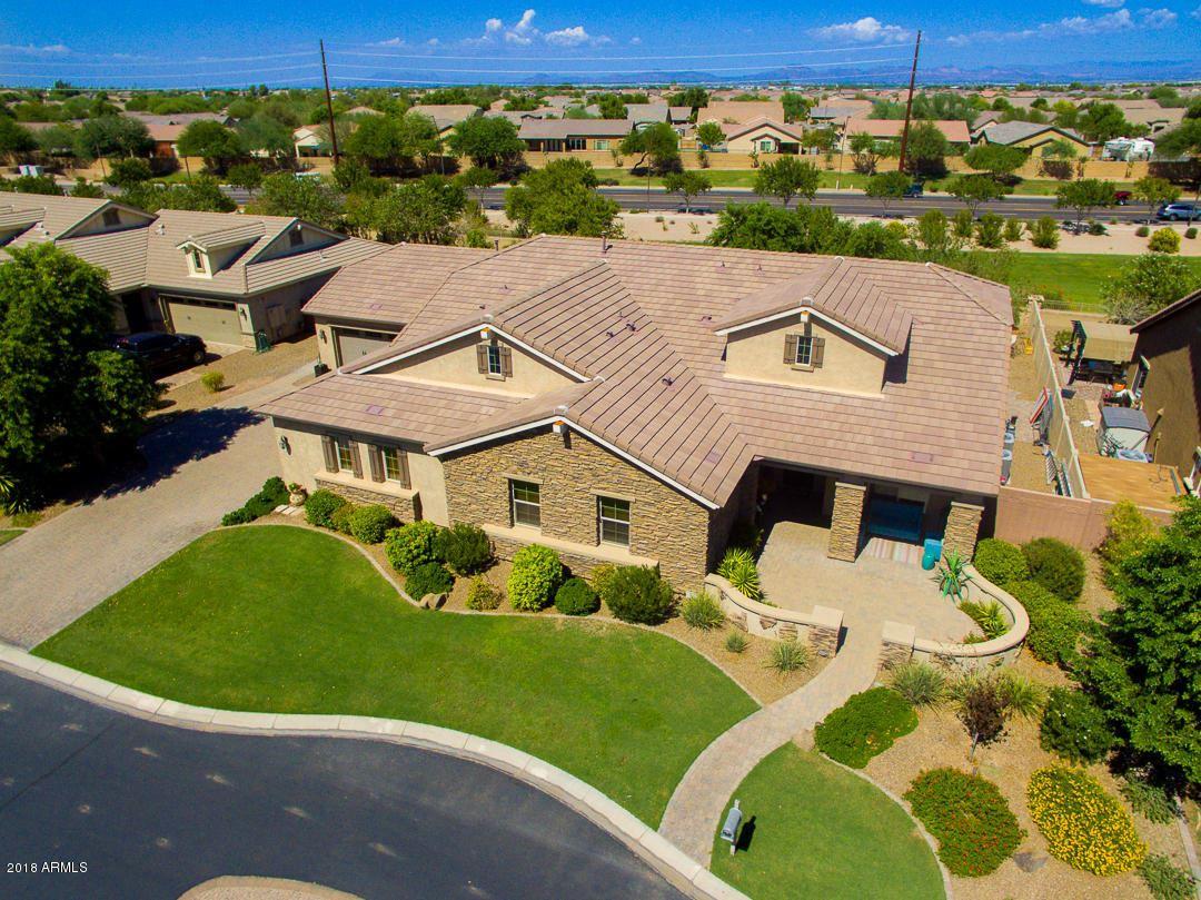 Photo of 21934 E PICKETT Court, Queen Creek, AZ 85142 (MLS # 6201483)