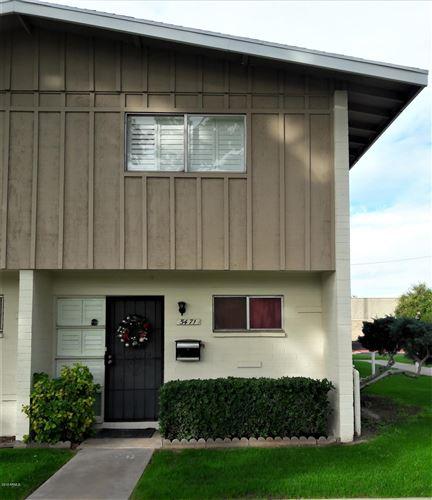 Photo of 2425 W MISSOURI Avenue W #5471, Phoenix, AZ 85015 (MLS # 6014484)