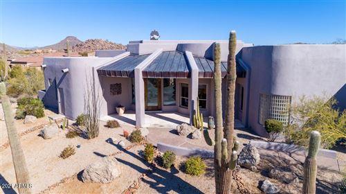 Photo of 10448 E SKINNER Drive, Scottsdale, AZ 85262 (MLS # 6180484)