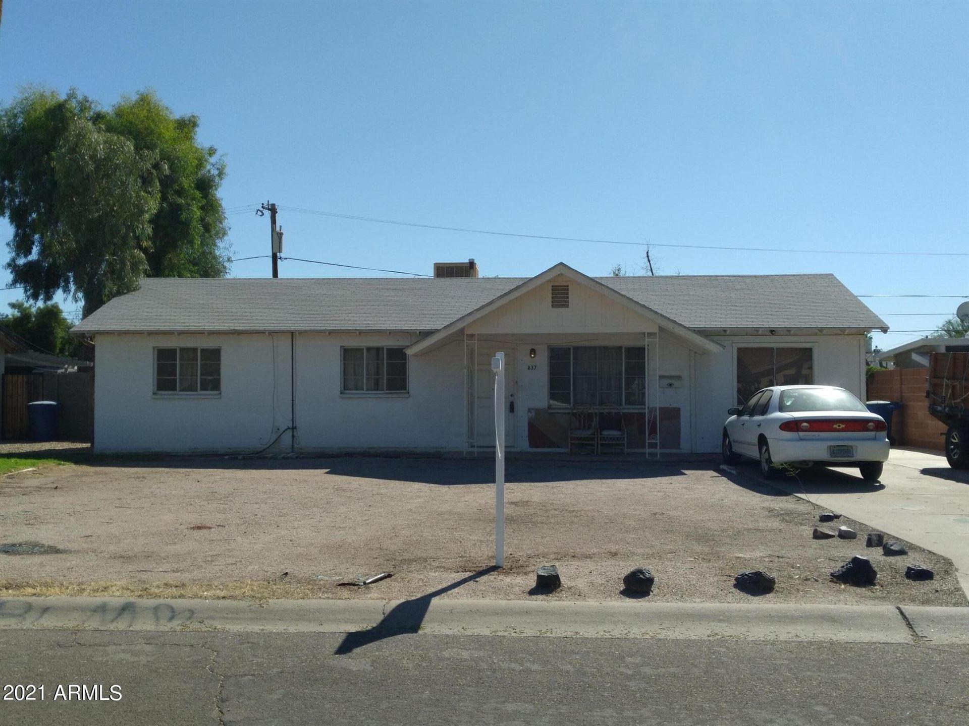 Photo of 837 W ELNA RAE Street, Tempe, AZ 85281 (MLS # 6310484)