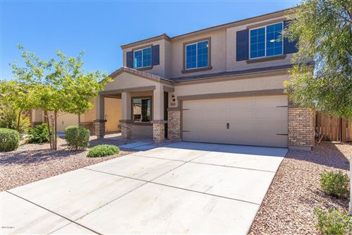 Photo of 38179 W LA PAZ Street, Maricopa, AZ 85138 (MLS # 6061485)
