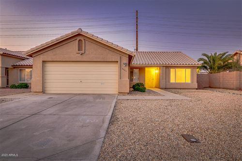 Photo of 8424 W DAHLIA Drive, Peoria, AZ 85381 (MLS # 6150485)