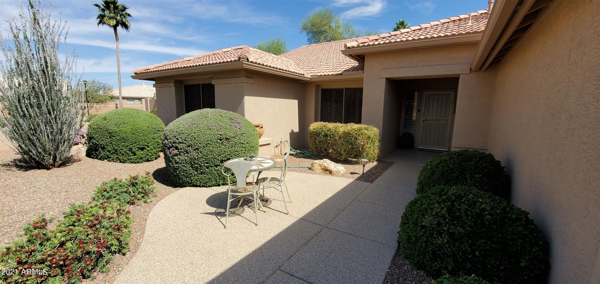 Photo of 9210 E ROCKY LAKE Drive, Sun Lakes, AZ 85248 (MLS # 6232485)