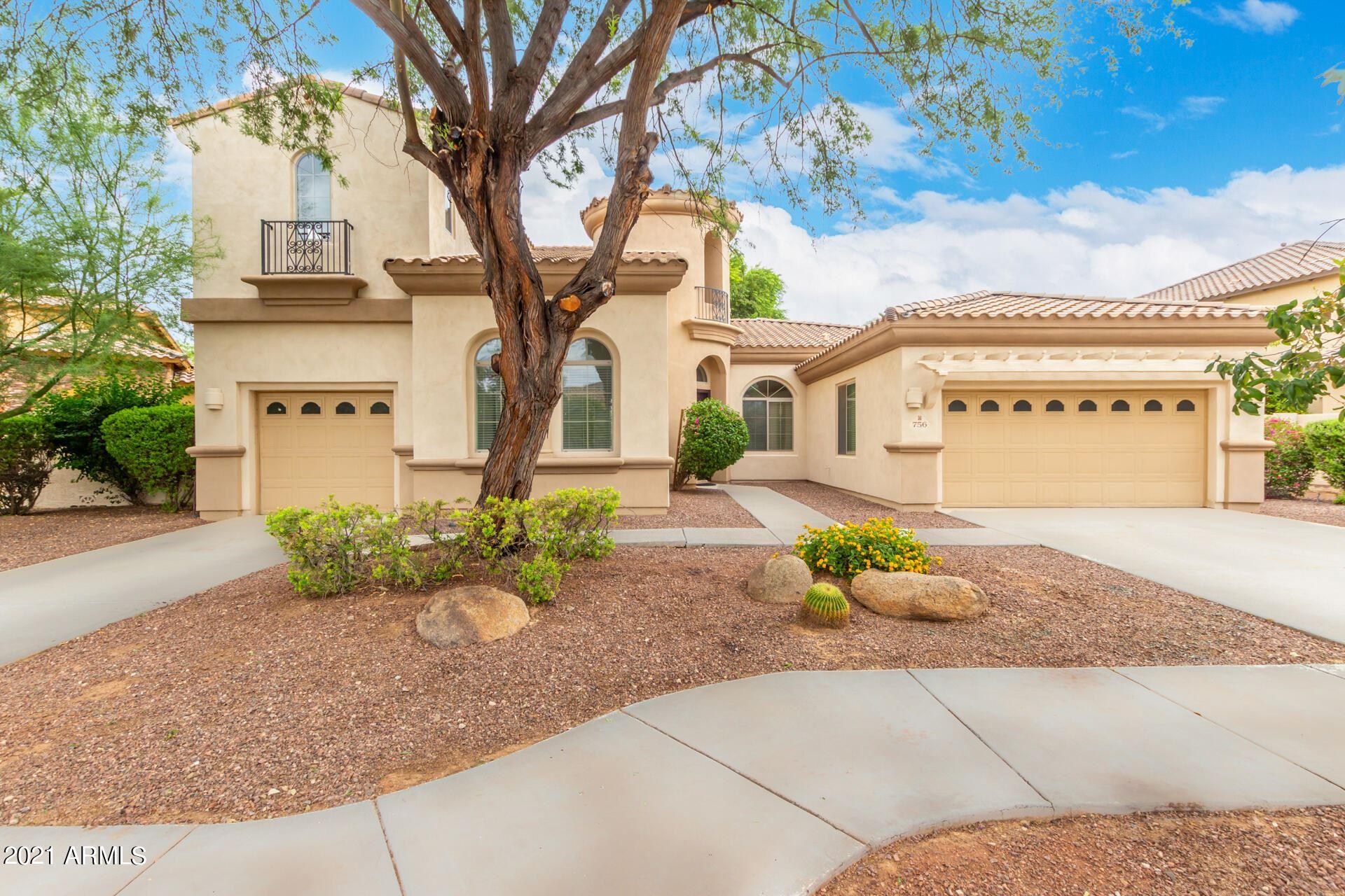 756 W Mesquite Lane, Litchfield Park, AZ 85340 - MLS#: 6288485