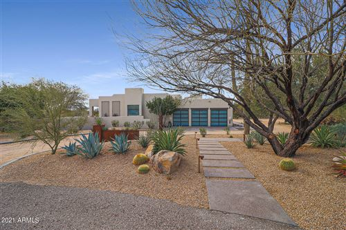 Photo of 26036 N HORSESHOE Trail, Scottsdale, AZ 85255 (MLS # 6207486)
