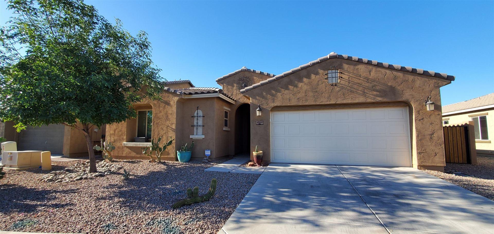 Photo for 40661 W Park Hill Drive, Maricopa, AZ 85138 (MLS # 6229486)