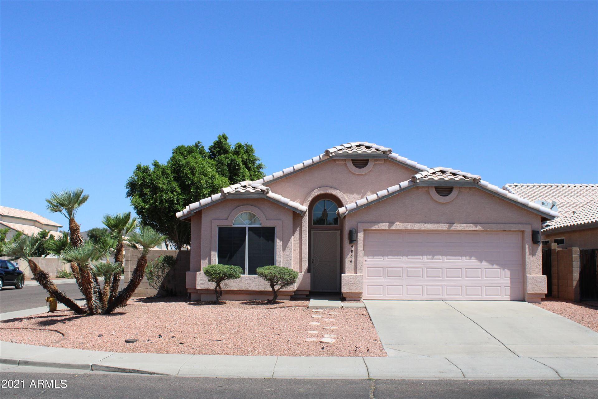 4836 W TOPEKA Drive, Glendale, AZ 85308 - MLS#: 6232486