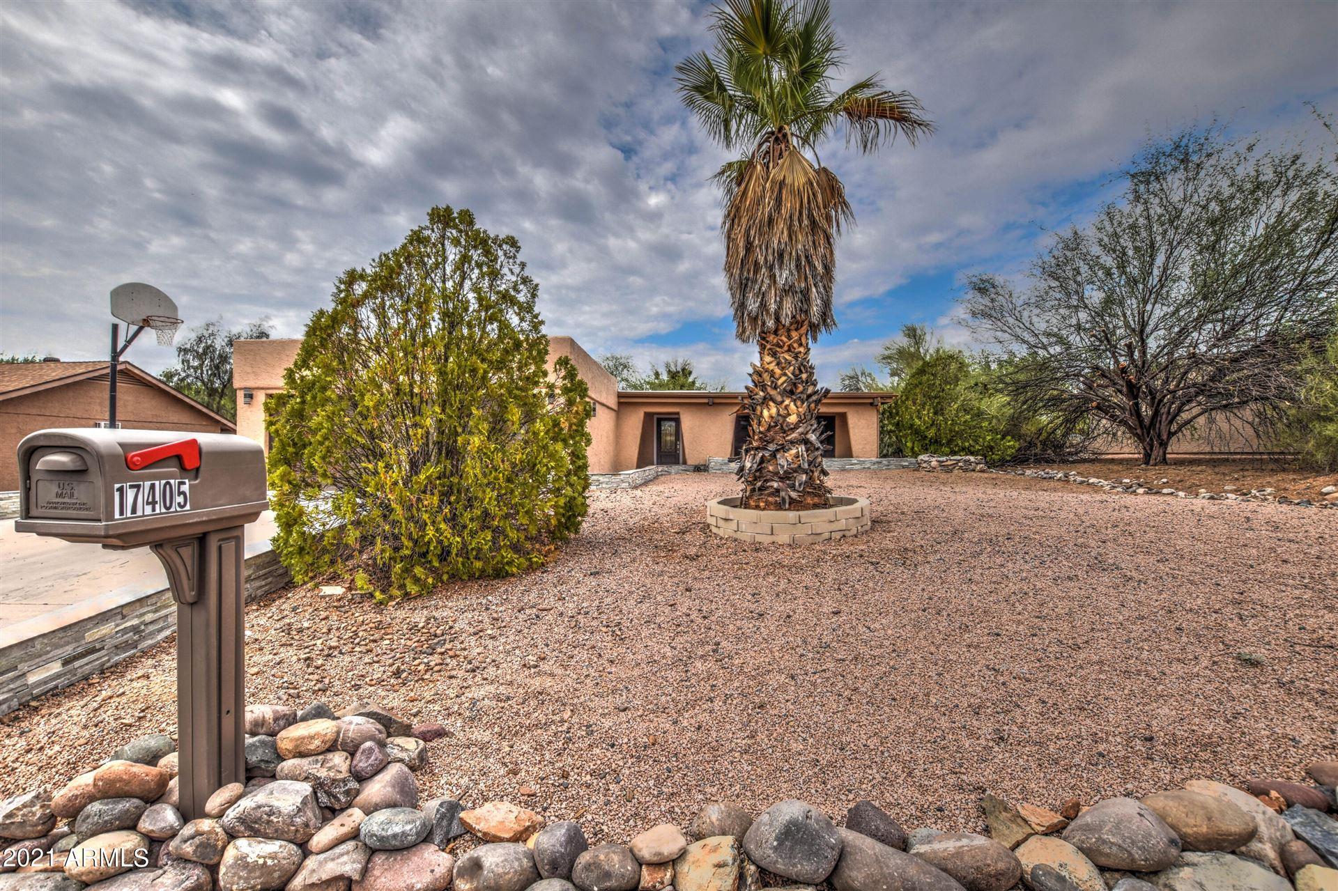 Photo of 17405 E CALAVERAS Avenue, Fountain Hills, AZ 85268 (MLS # 6266486)