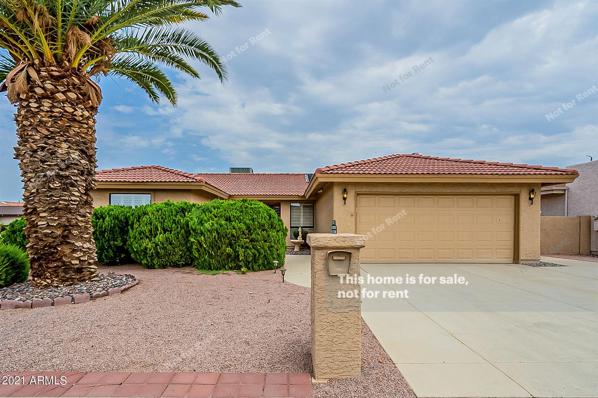 Photo of 10402 E SILVERTREE Drive, Sun Lakes, AZ 85248 (MLS # 6268486)