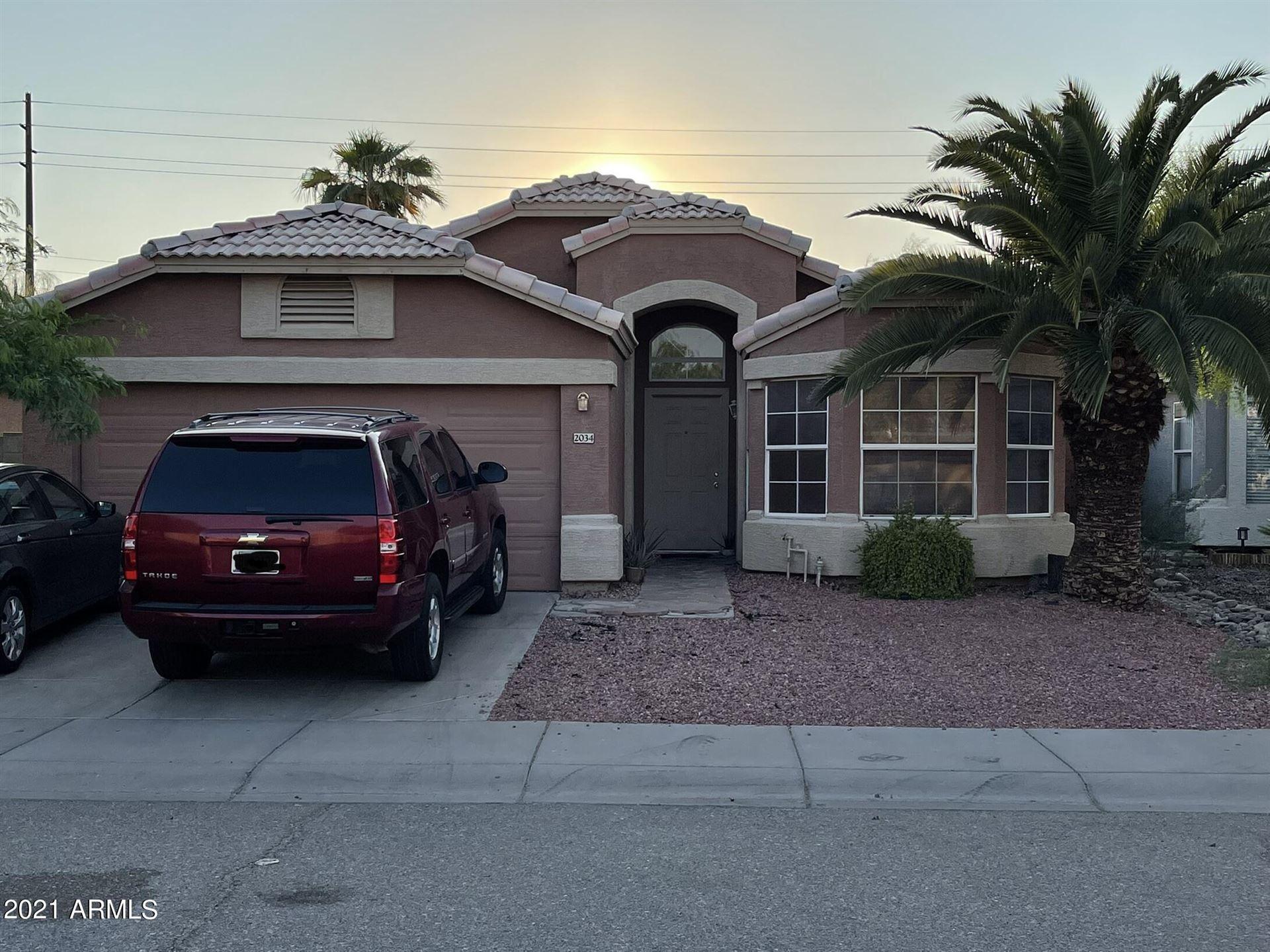 2034 N 90TH Lane N, Phoenix, AZ 85037 - MLS#: 6299486