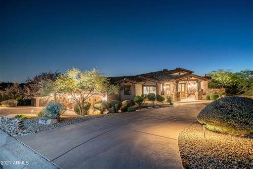 Photo of 12035 E LARKSPUR Drive, Scottsdale, AZ 85259 (MLS # 6233487)