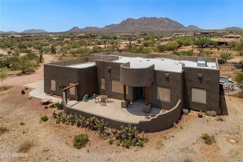 Photo of 14010 E WESTLAND Road, Scottsdale, AZ 85262 (MLS # 6253487)