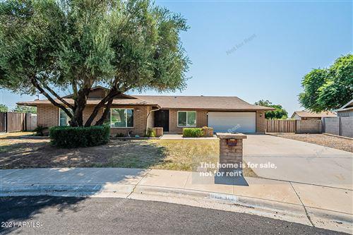 Photo of 4311 W LAS PALMARITAS Drive, Glendale, AZ 85302 (MLS # 6294487)