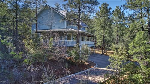 Photo of 6768 W HARDSCRABBLE MESA Road, Pine, AZ 85544 (MLS # 6041488)