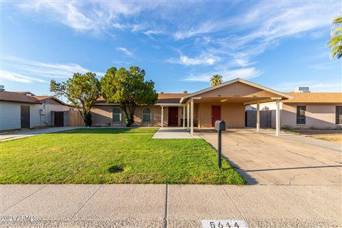 Photo of 5644 W CHERYL Drive, Glendale, AZ 85302 (MLS # 6291488)