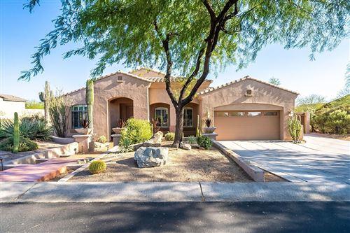 Photo of 8751 E NORA Street, Mesa, AZ 85207 (MLS # 6111489)