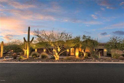 Photo of 7682 E VERDE VISTA Trail, Carefree, AZ 85377 (MLS # 6152489)